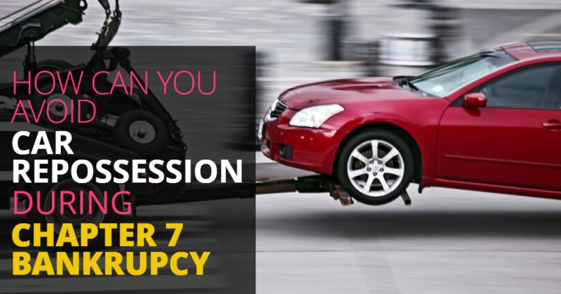 AVOID CAR REPOSSESSION DURING CHAPTER 7 BANKRUPTCY...-BryanKeenan