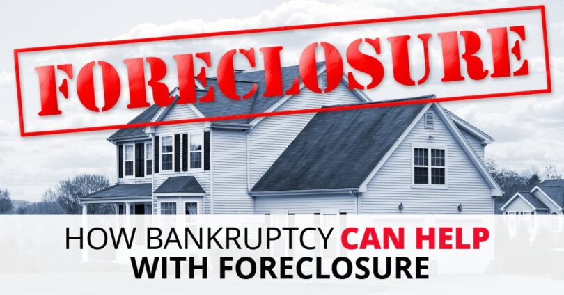 HOW BANKRUPTCY CAN HELP WITH FORECLOSURE-BryanKeenan