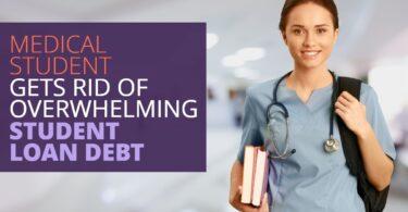 MEDICAL STUDENT GETS RID OF OVERWHELMING STUDENT LOAN DEBT-BryanKeenan