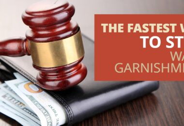 The Fastest Way to Stop Wage Garnishment-BryanKeenan