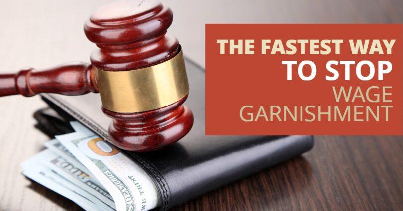 The Fastest Way to Stop Wage Garnishment-BryanKeenan