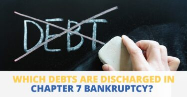 Which Debts Are Discharged in Chapter 7 Bankruptcy-BryanKeenan